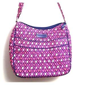Vera Bradley purse and cosmetic bag